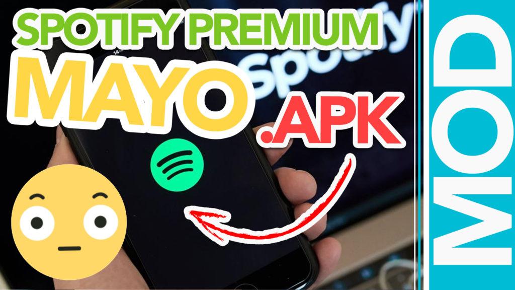 descargar spotify premium apk 2018 noviembre