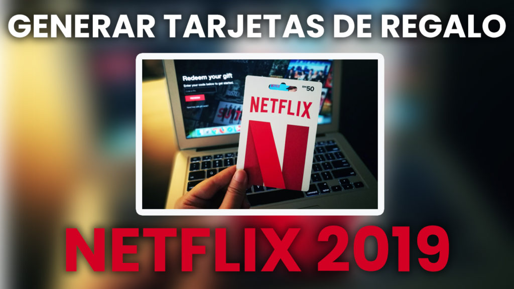 Generador de códigos de tarjeta de regalo para Netflix – Netflix